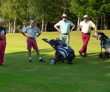 Red Trouser Day Golf Day 2019