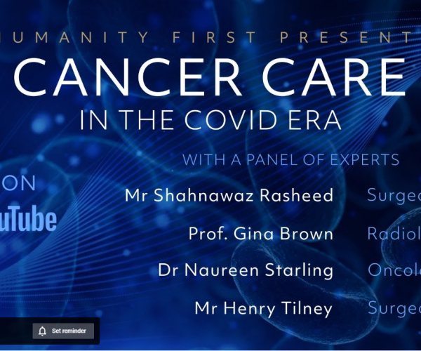 Cancer in the Covid Era